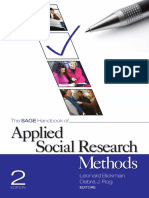 Applied Social Methods