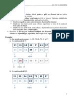 Algoritmi Si Structuri de Date - Laborator - GABRIELA MIHAI