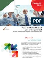 Mapas Del Modelo Nacional Para La Competitividad