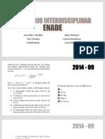 Seminário Interdisciplinar – ENADE