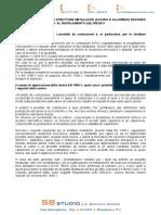 LA MARCATURA CE DELLE STRUTTURE METALLICHE (ACCIAIO E ALLUMINIO) SECONDO EN 1090-1, IN CONFORMITA' AL REGOLAMENTO (UE) 305/2011