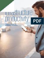 Infrastructure Productivity Technology Revolution