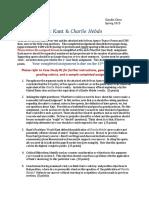Case Study 2 Sp15 - Kant