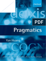 (Oxford Textbooks in Linguistics) Yan Huang-Pragmatics-Oxford University Press (2006)