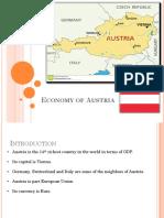 Economy of Austria