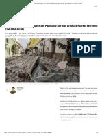 ¿Qué Es El Cinturón de Fuego Del Pacífico y Por Qué Produce Fuertes Terremotos_ _ Ciencia _ Peru21