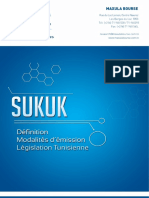 Sukuk - Definition - Modalites d'Emission - Legislation Tunisienne (Oct2015)