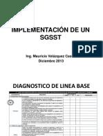 Implementacion de Un SGSST
