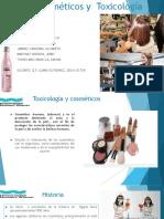 Cosméticos y  Toxicología modificado.pptx