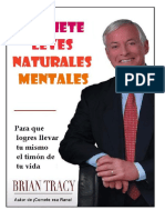 Las 7 Leyes Naturales Mentales- Brian Tracy