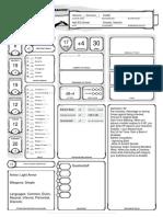 DnD_5E_CharacterSheet - Warlock Sorcerer