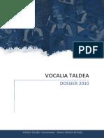 Vocalia Dossier