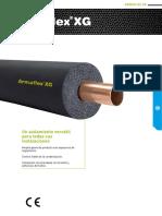 06 Armaflex-XG PriceList2016 Es ES