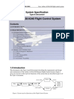 Airbus A330A340 Flight Control System
