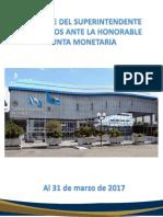 01 Informe a Marzo 2017