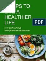 Celeste - 45 Tips to Live a Healthier Life
