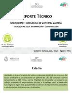 Estructura Del Reporte Técnico. (1)
