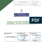 PN-09 MANUAL de Mataderos 3.0