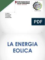 141980793 Energia Eolica Diapositivas
