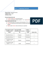 ed 2020 unit of study - 4th grade math - lesson planning idea