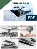Principios de la Aviación