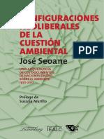 Las Reconfiguraciones Neoliberales Jose Seoane Libro Final
