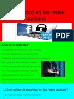 Seguridad en Las Redes Sociales.3