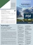 Hydrologie1 PPUR Presentation