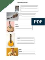 Educação Musical - Cordofones
