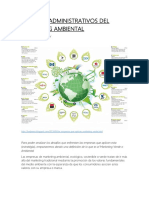 Desafios Administrativos Del Marketing Ambiental