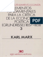 Marx Grundrisse Vol.-3
