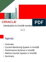 InnoDB Monitoring