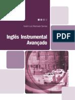Livro ITB Inglês Instrumental Avançado