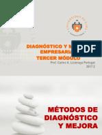 2017-2 Demp Modulo 3 Metodos de Diagnóstico Despliegue de Solucion