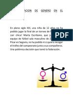 DISCRIMINACION DE GENERO EN EL MUNDO.docx