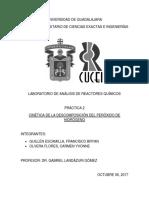 Reporte Práctica 2 - Final