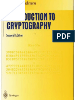 Introduction to Cryptography 2nd Ed Buchmann Springer 2004