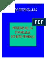Pensiónes
