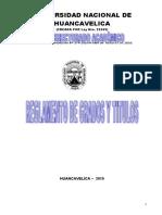 85112364 6 Reglamento de Grados y Titulos Unh