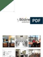 Bodine Studio Solutions