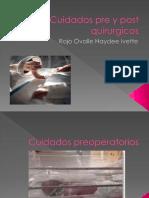 78496764 Cuidados Pre y Post Quirurgicos Pediatria CopiaTAT