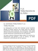 La Tributacion en El Peru
