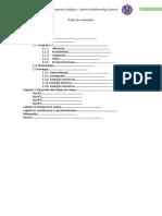 Informe de campo-Huánuco, Junín y Cerro de Pasco (Universidad Nacional Mayor de San Marcos)