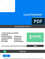 Local Volunteer