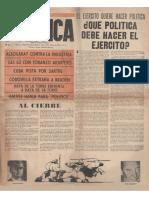 1961-03-07 Política -Segunda Época- Nº 2