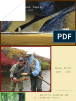 Wood River Land Trust Annual Report