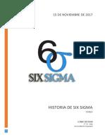 Breve historia de Six Sigma.docx