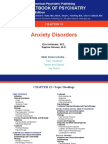 12 Anxiety Disorders
