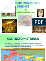 El Imperio Bizantino o Romano de Oriente2006