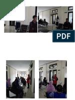 Dokumentasi Sosialisasi Prosedur Pendaftaran Pasien
